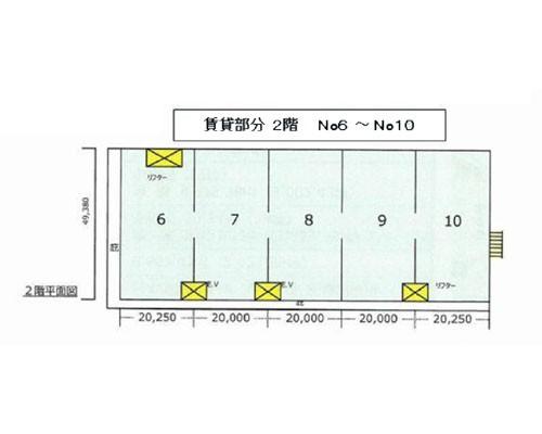 船橋市 JR総武本線船橋駅の貸工場・貸倉庫画像(2)
