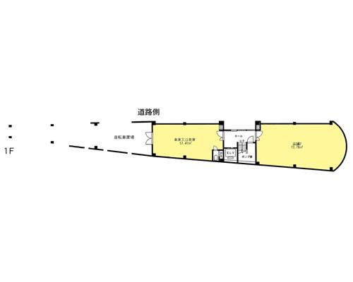 千葉市中央区 京成千原線学園前駅の貸倉庫画像(1)