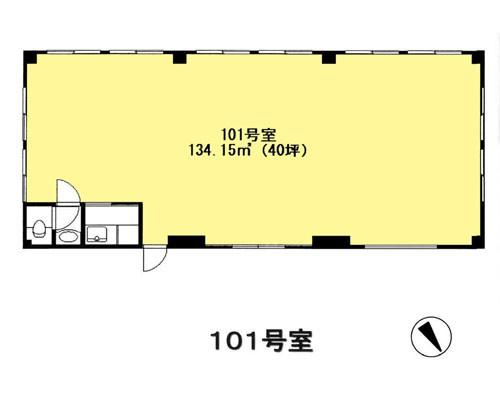 松戸市 JR常磐線新松戸駅の貸倉庫画像(1)