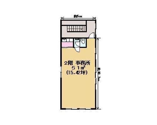 千葉市花見川区 JR総武本線新検見川駅の貸工場・貸倉庫画像(2)