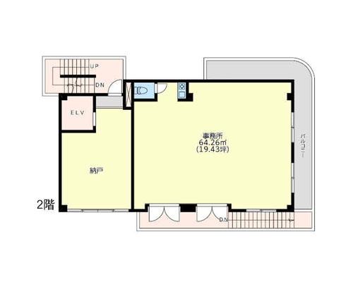 千葉市稲毛区 JR総武本線稲毛駅の貸倉庫画像(2)