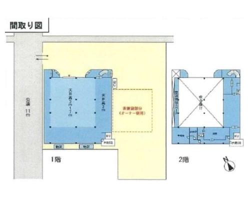 白井市 北総線西白井駅の貸倉庫画像(1)