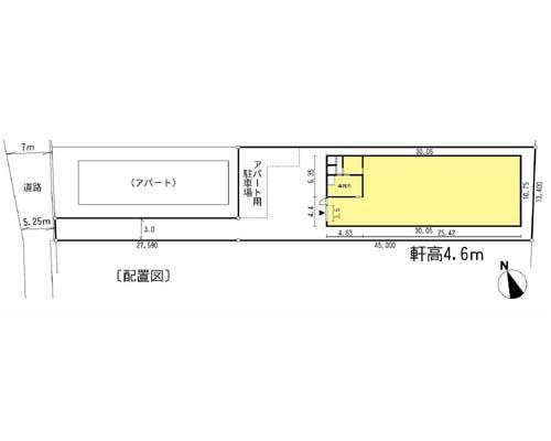 厚木市 小田急線本厚木駅の貸倉庫画像(1)