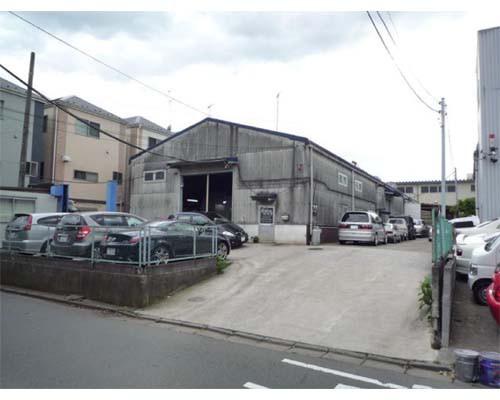 横浜市都筑区 JR横浜線小机駅の貸倉庫画像(2)