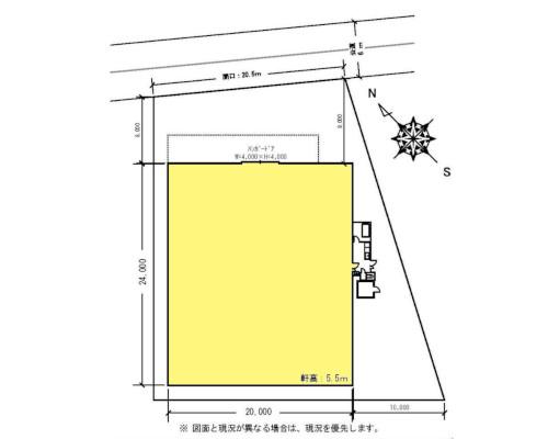大和市 小田急江ノ島線桜ヶ丘駅の貸工場・貸倉庫画像(1)