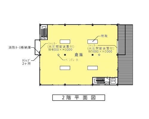 横浜市金沢区 金沢シーサイドライン線並木北駅の貸工場・貸倉庫画像(2)