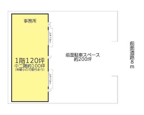 横浜市金沢区 シーサイドライン市大医学部駅の貸工場・貸倉庫画像(1)