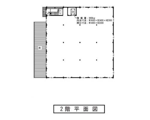 秦野市 小田急小田原線秦野駅の貸倉庫画像(2)