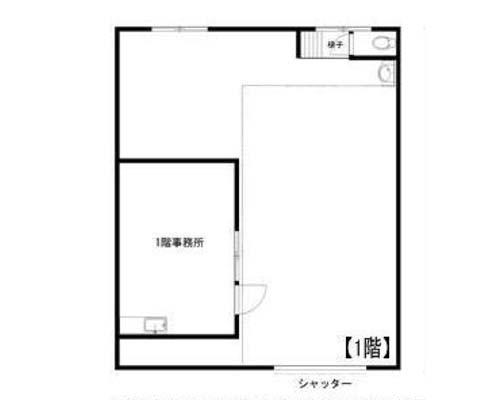 横浜市鶴見区 京浜急行線鶴見市場駅の貸工場・貸倉庫画像(1)