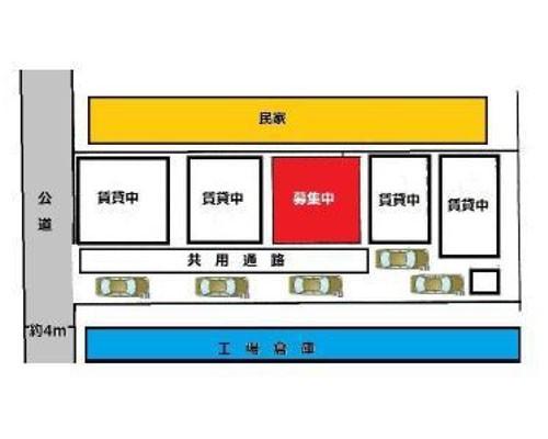 横浜市都筑区 ブルーライン新羽駅の貸工場・貸倉庫画像(3)