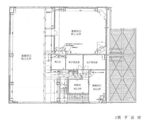 海老名市 小田急小田原線海老名駅の貸倉庫画像(2)