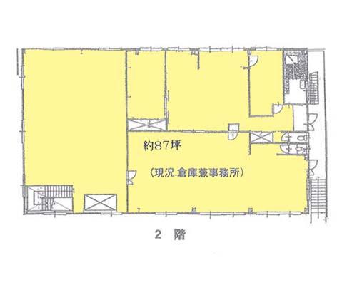 小田原市 JR東海道線国府津駅の貸倉庫画像(2)
