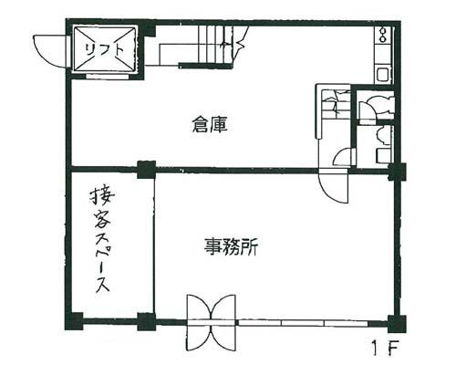 横浜市金沢区 金沢シーサイドライン線幸浦駅の貸倉庫画像(1)
