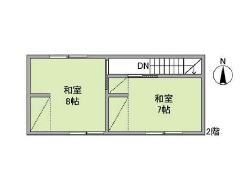 横浜市南区 京急本線上大岡駅の貸寮画像(2)