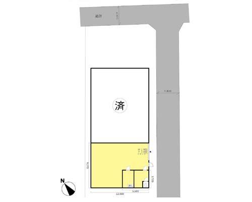 相模原市緑区 JR相模線南橋本駅の貸倉庫画像(1)