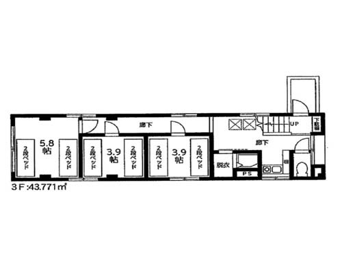 川崎市川崎区 京浜急行線京急川崎駅の貸寮画像(1)