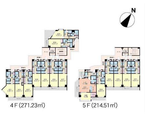 横浜市神奈川区 JR横浜線大口駅の貸寮画像(4)