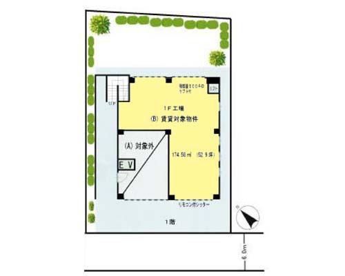相模原市緑区 JR横浜線橋本駅の貸工場・貸倉庫画像(1)