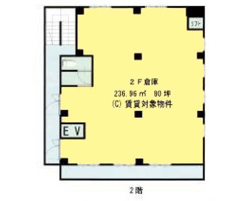 相模原市緑区 JR横浜線橋本駅の貸工場・貸倉庫画像(2)