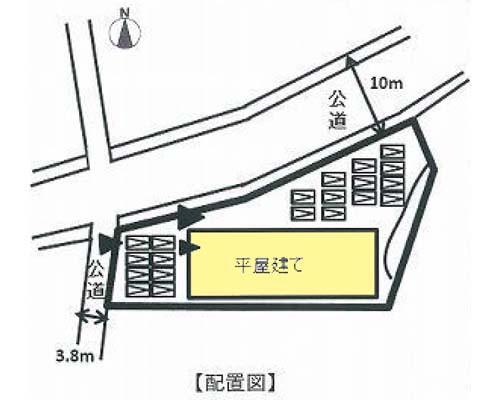 綾瀬市 小田急江ノ島線桜ヶ丘駅の貸倉庫画像(2)