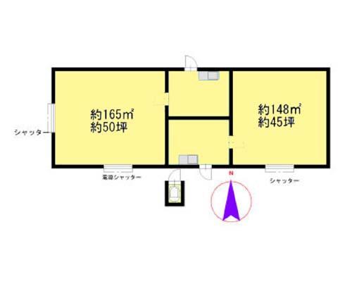 藤沢市 小田急江ノ島線長後駅の貸工場・貸倉庫画像(1)