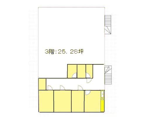 横浜市港北区 グリーンライン高田駅の貸工場・貸倉庫画像(3)