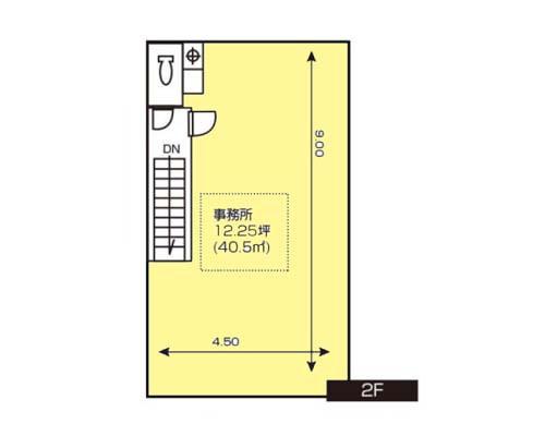 厚木市 小田急小田原線本厚木駅の貸倉庫画像(3)