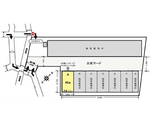 相模原市中央区 JR横浜線橋本駅の貸倉庫画像(1)
