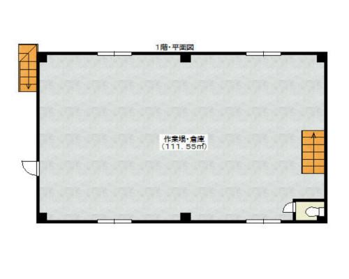 横浜市鶴見区 JR京浜東北線鶴見駅の貸工場・貸倉庫画像(1)