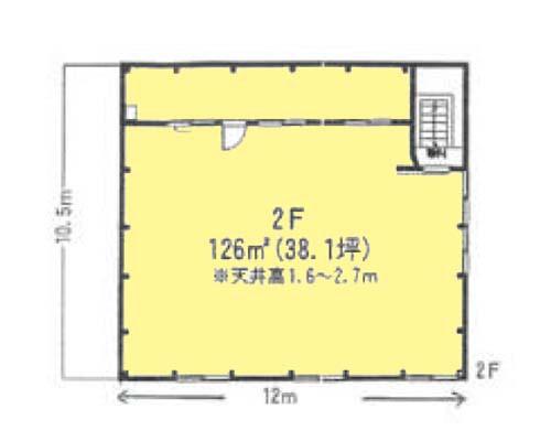 横浜市泉区 相鉄いずみ野線いずみ野駅の貸工場・貸倉庫画像(2)