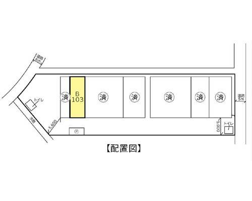 高座郡寒川町 JR相模線香川駅の貸工場・貸倉庫画像(2)