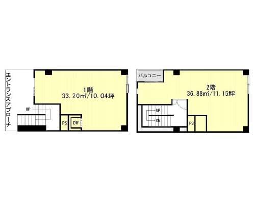 横浜市西区 JR京浜東北線横浜駅の貸店舗画像(1)