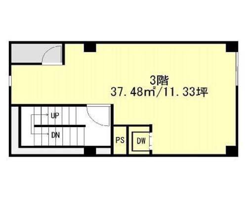 横浜市西区 JR京浜東北線横浜駅の貸事務所画像(2)