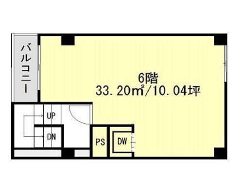 横浜市西区 JR京浜東北線横浜駅の貸事務所画像(4)