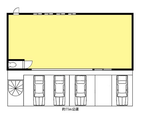 横浜市保土ヶ谷区 湘南新宿ライン東戸塚駅の貸倉庫画像(1)