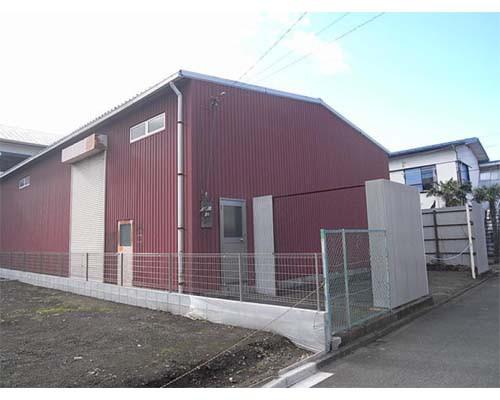 相模原市中央区 JR横浜線矢部駅の貸倉庫画像(1)