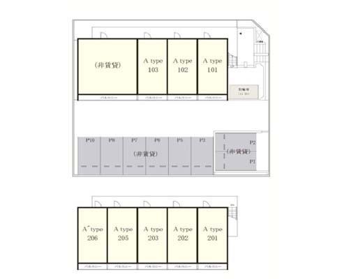 横浜市磯子区 JR根岸線洋光台駅の貸寮画像(2)