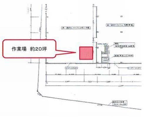 大和市 小田急江ノ島線桜ヶ丘駅の貸倉庫画像(1)