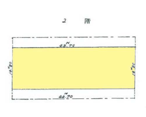 横浜市港北区 東急東横線大倉山駅の貸工場・貸倉庫画像(2)