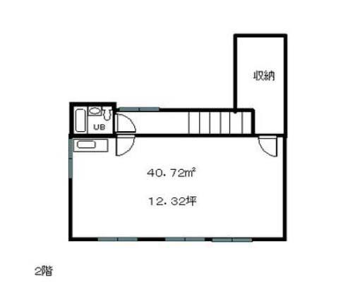 相模原市中央区 JR相模線上溝駅の貸事務所画像(2)