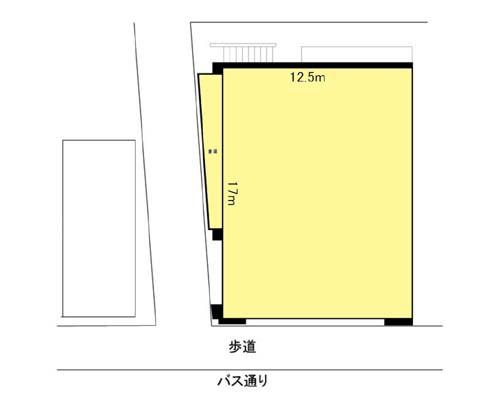 横須賀市 JR横須賀線衣笠駅の貸倉庫画像(1)