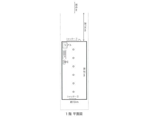 海老名市 JR相模線門沢橋駅の貸倉庫画像(1)