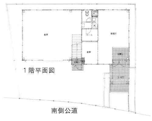 相模原市中央区 JR相模線番田駅の貸倉庫画像(1)