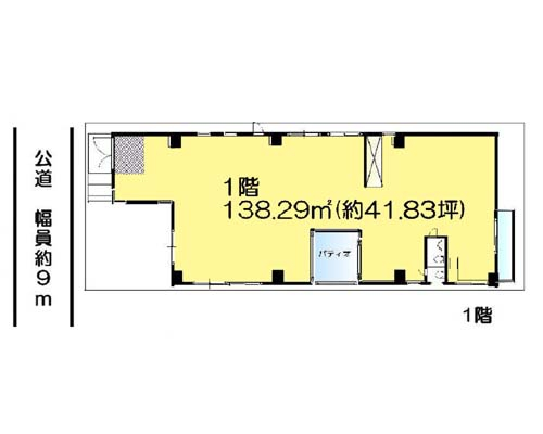 横浜市港北区 ブルーライン新羽駅の貸倉庫画像(1)
