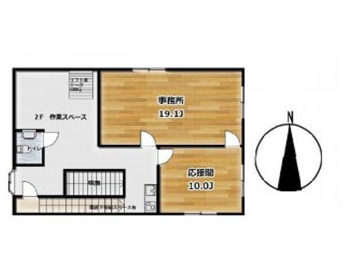 横浜市鶴見区 JR鶴見線国道駅の貸倉庫画像(2)