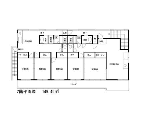 横浜市都筑区 グリーンライン川和町駅の貸倉庫画像(2)