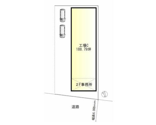 綾瀬市 小田急江ノ島線長後駅の貸工場・貸倉庫画像(1)