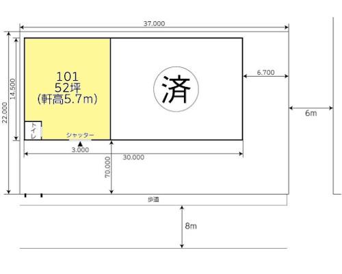 相模原市中央区 JR相模線南橋本駅の貸工場・貸倉庫画像(1)