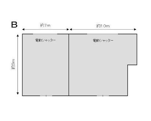 横浜市都筑区 グリーンライン東山田駅の貸工場・貸倉庫画像(3)