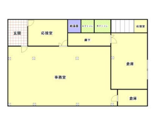 川崎市多摩区 JR南武線久地駅の貸倉庫画像(1)